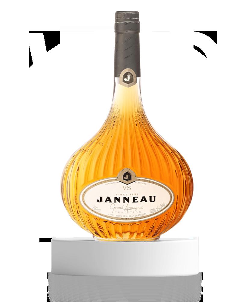 vs blend janneau armagnac