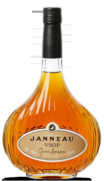 vsop blend janneau armagnac